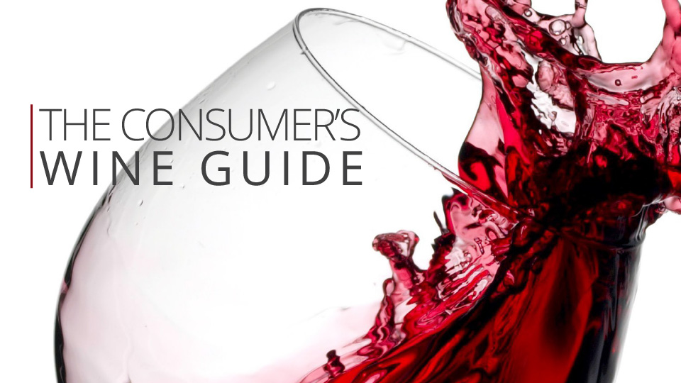 The Consumer's Wine Guide